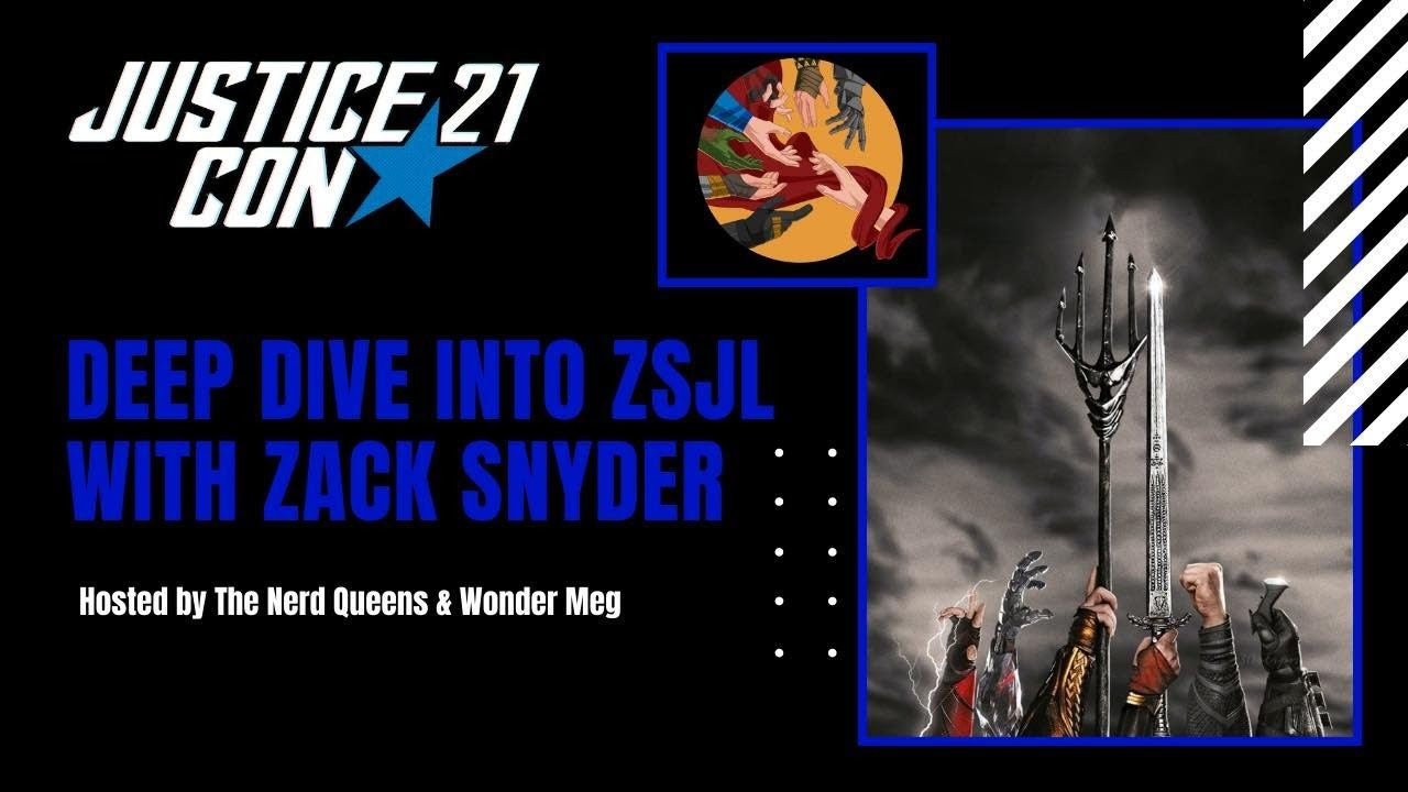 Download Deep Dive Into Zack Snyder's Justice League With Zack Snyder