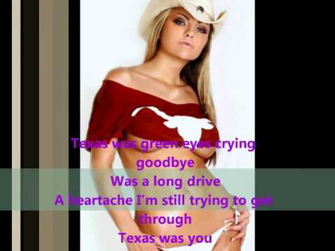 Jason Aldean Texas Was You