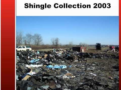 2012-02-20 08.02 Shingles in Asphalt Mix Production.wmv