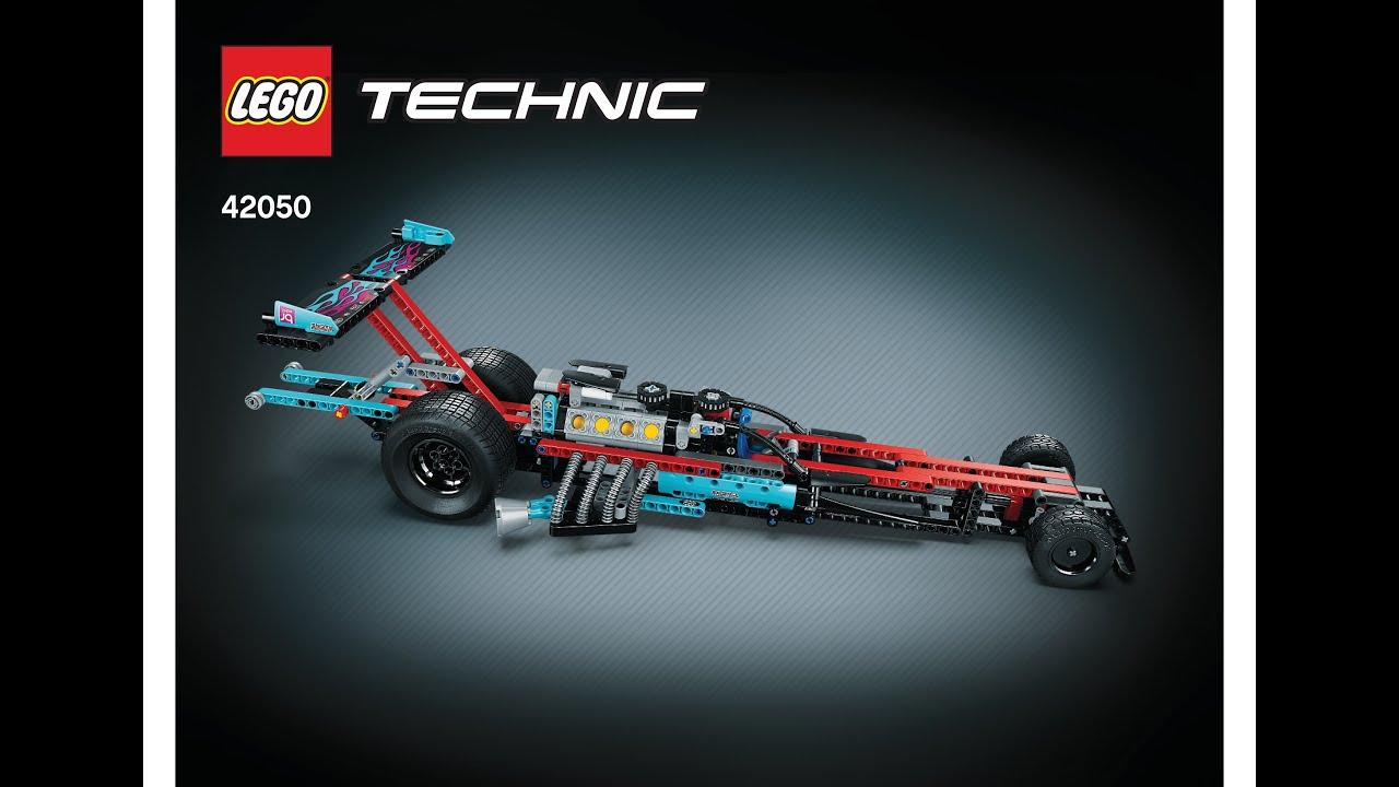 lego 42050 supercharged dragster instructions b model lego. Black Bedroom Furniture Sets. Home Design Ideas