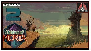 Let's Play Children of Morta With CohhCarnage - Episode 2