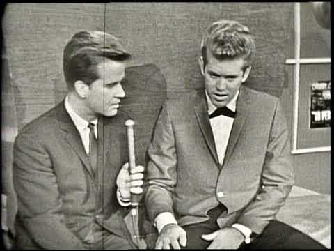 American Bandstand 1964- Interview Terry Stafford