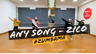Download lagu Any Song - Zico   Zumba Gampang   Zumbama