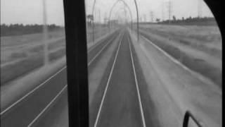 1955 World train speed record SNCF 331 km/h  2/3