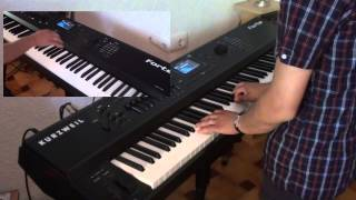 Axwell /\ Ingrosso - Sun Is Shining Piano Cover Version - Played by Christian Pearl