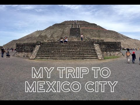 📍Mexico City // TRAVEL VLOG