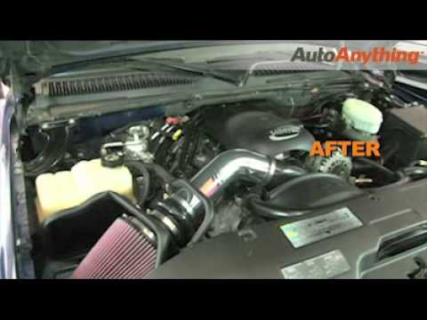 2006 Avalanche Wiring Diagram Install K Amp N 77 Series Intake On A 2004 Chevy Tahoe K Amp N