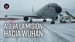 Coronavirus: misión de evacuación de colombianos de Wuhan ya está en Corea del Sur - El Espectador