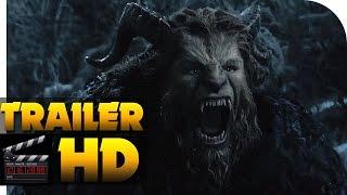 Красавица и чудовище - Русский трейлер   Премьера (РФ) - 2017