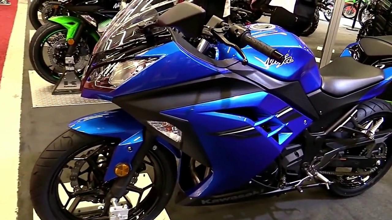 2017 Kawasaki Ninja 300 Nd Premium Features Edition First Impression