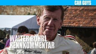 """Walter Röhrl: DVD """"Walter Röhrl auf dem Nürburgring"""" - Ausschnitte"""