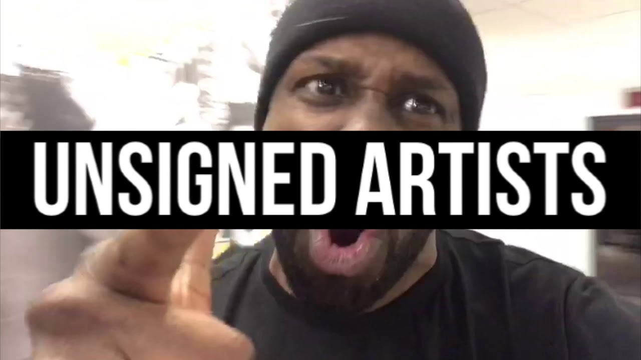 UNSIGNED ARTISTS