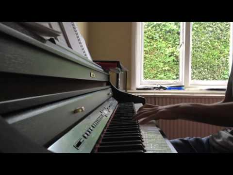 Trouble- Cage The Elephant Piano Cover