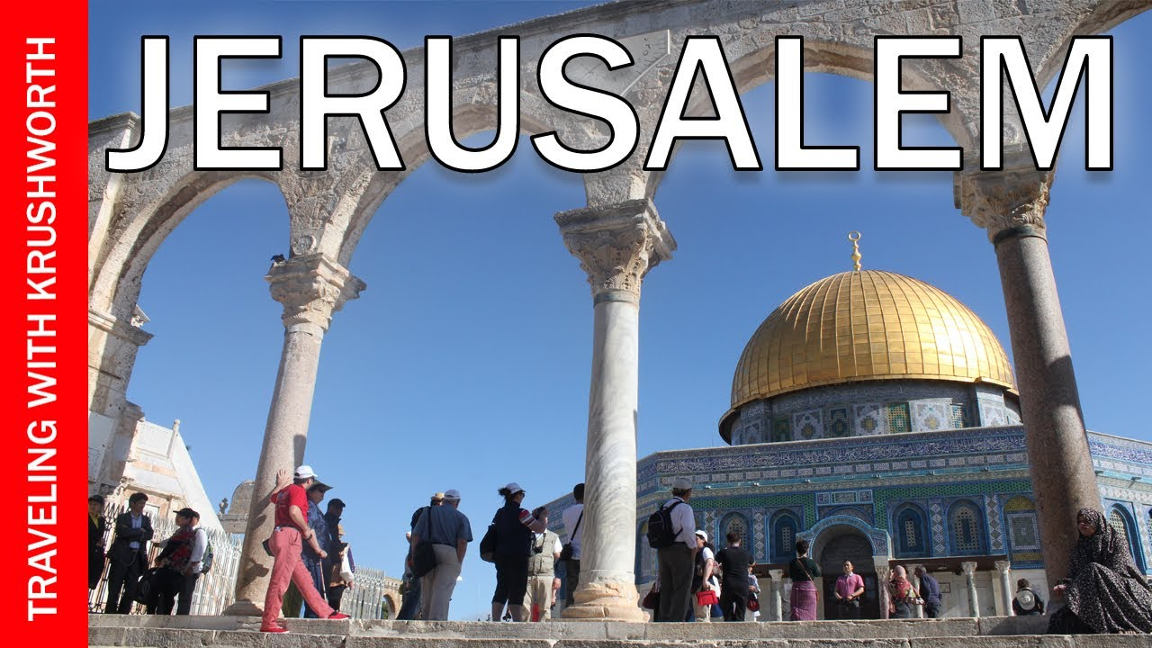 Things to do in Jerusalem Israel travel guide tourism ...