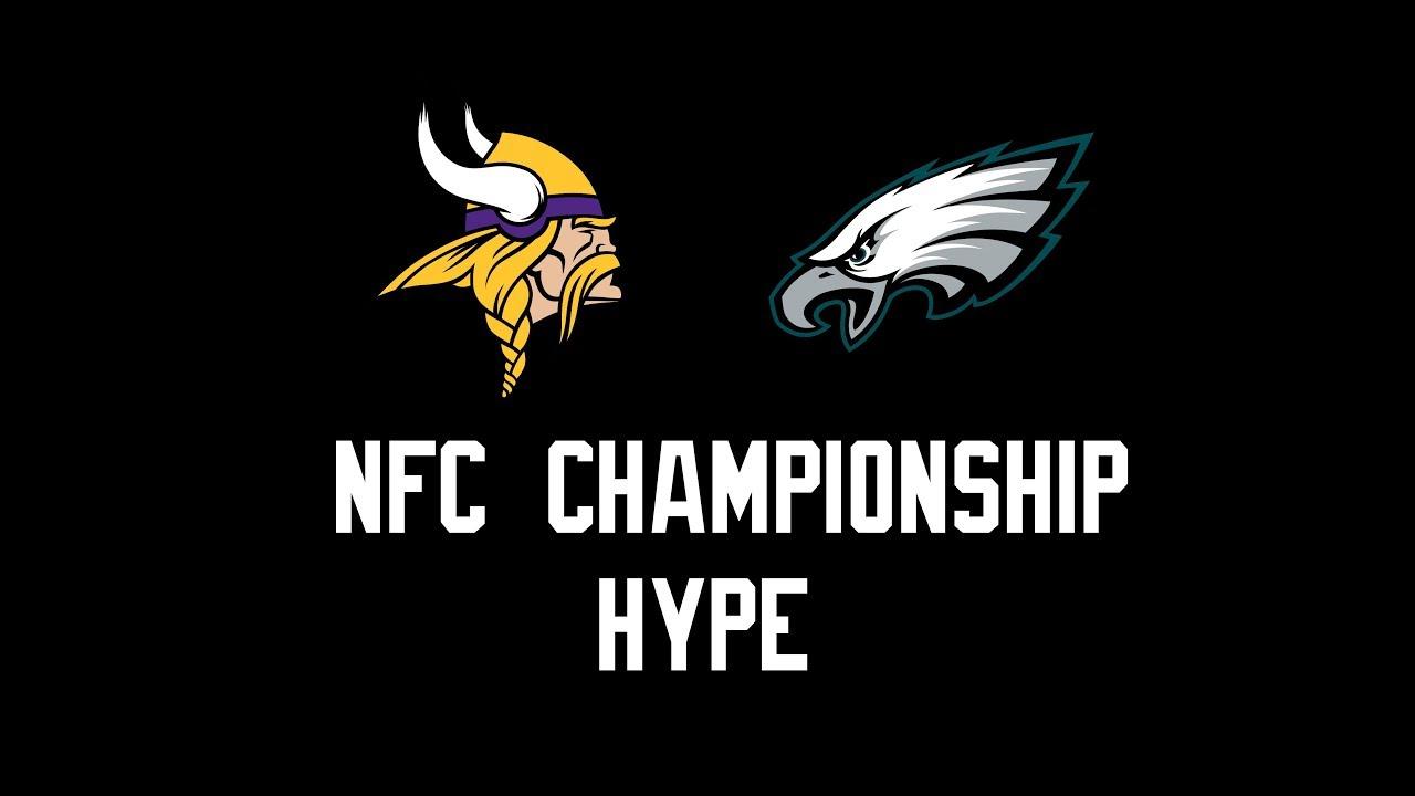 8f596ae5357 NFC Championship Vikings vs Eagles Hype Trailer