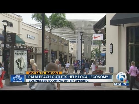 Outlet Mall Economy