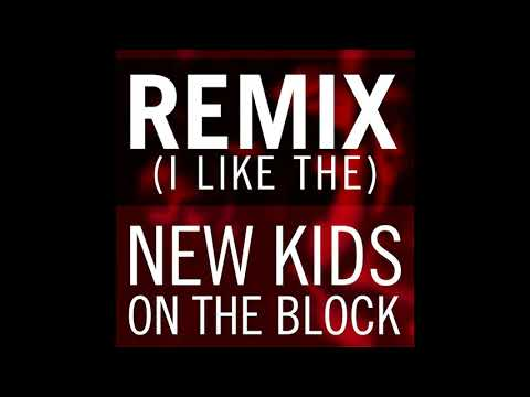♪ New Kids On The Block - Remix (I Like The)   Singles #28/30