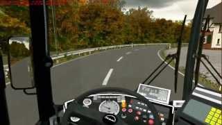 Omsi The Bus Simulator Dublin Bus Route 185 Bray Rail Station