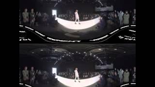 Johan Ku Gold Label【2016 AW Runway】3D+VR 虛擬實境紀錄