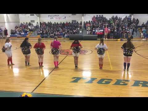"""Beekman Charter School Belles performing to """"Doowit"""""""