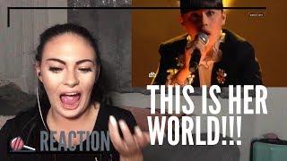 Download DIANA ANKUDINOVA-IT'S A MAN'S WORLD-IRISH GIRL REACTION//LOLY Mp3 and Videos