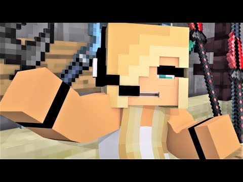 Psycho Girl 1 - 8 and Psycho Girl 9 TRAILER! Minecraft Songs and Minecraft Animation Movie 2017