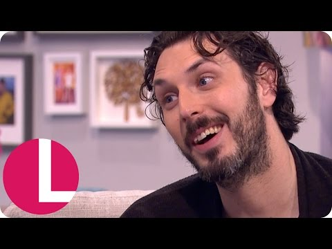 Blake Harrison on His Prime Suspect Role and Moustache!  Lorraine