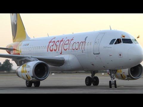Fastjet Harare to Victoria Falls Launch