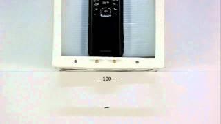 Samsung B2710 Xcover. Падение на ковер с 1 метра