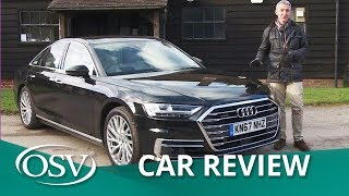 Audi A8 2018 In-Depth Review | OSV Car Reviews