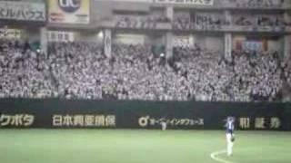 第一屆KONAMI CUP亞洲職棒大賽 魄力十足的應援團 thumbnail