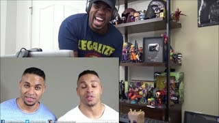 HODGETWINS | KEVIN INDECENT MOMENTS PART 4 - REACTION!!!