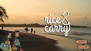 Rice and Carry - Save Your Waste Promo HD