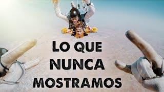 LA CARA OCULTA DE LOS VLOGS  + Primer SALTO en PARACAIDAS !!! Verdeliss 24HORAS