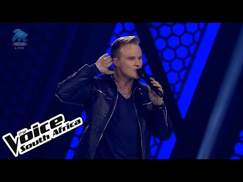 Josh - Something Just Like This   The Live Show Round 5   The Voice SA
