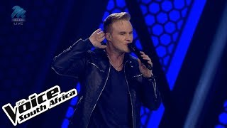 Gambar cover Josh - Something Just Like This | The Live Show Round 5 | The Voice SA