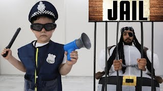 Yusuf ve Komik Korsan | Police and Pirate funny story