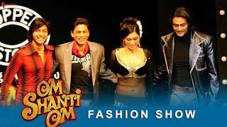 Om Shanti Om | Fashion Show | Deepika Padukone, Shah Rukh Khan | A Film by Farah Khan