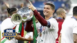 Winning this cup could be huge for Cristiano Ronaldo's legacy   2017 FIFA Confederations Cup
