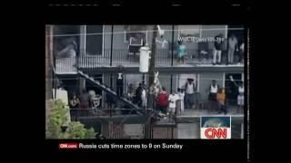New Orleans Mayor Ray Nagin on Hurricane Katrina and Politics Pt 1 of 3