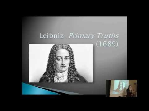 Leibniz   History of Philosophy ☆ Lecture