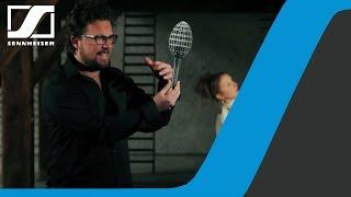 Tutorial: e 845 Vocal & Speech Dynamic Super-Cardioid Microphone | Sennheiser