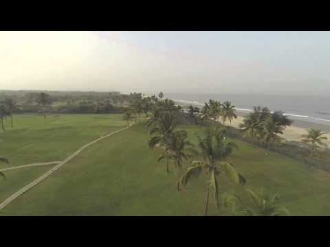 Goa Roads & Aerial Video