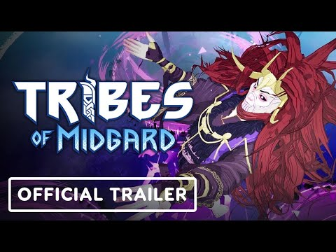 Tribes of Midgard - Official Launch Trailer