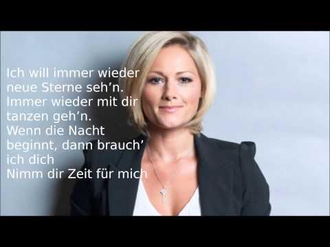 Helene Fischer - Immer wieder dieses Fieber spür'n (Instrumental/Karaoke/Lyrics)