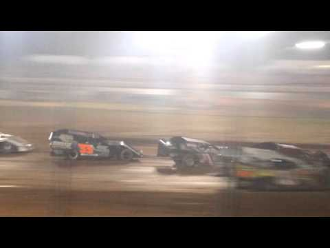 33x ARK LA TEX SPEEDWAY 4-23-2016 MODIFIED FEATURE