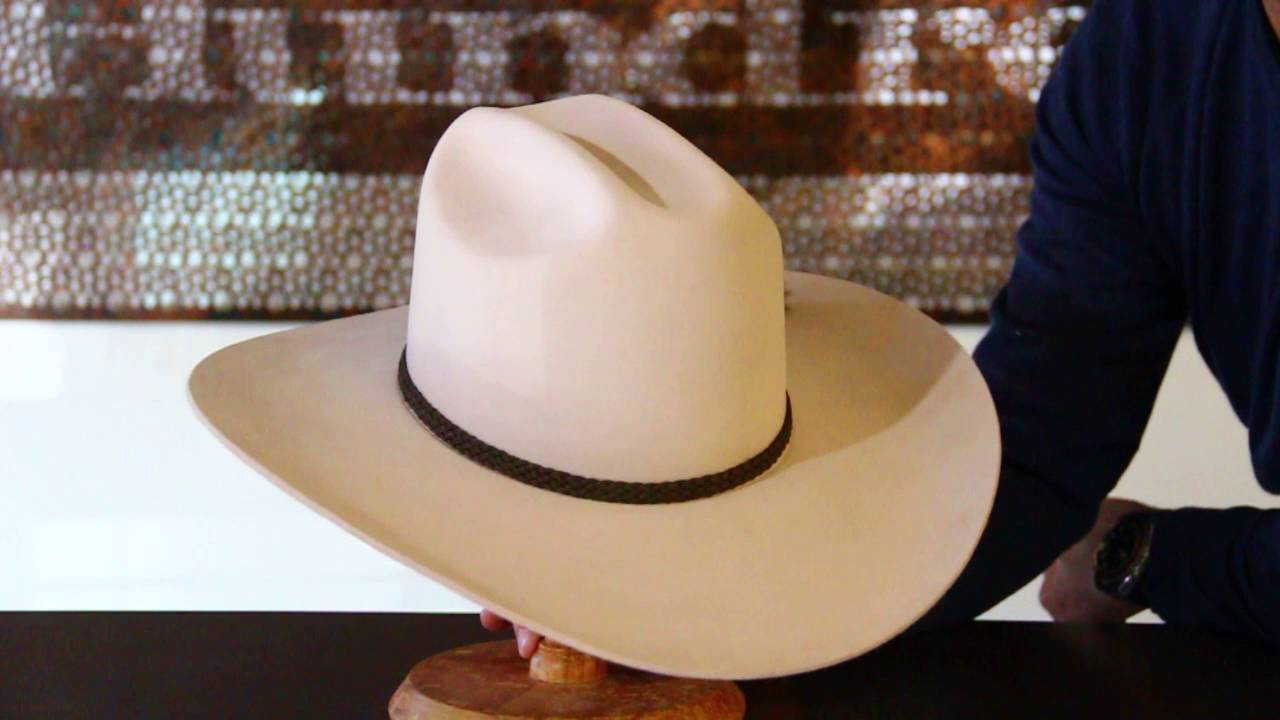 2acd7d6e3b4 Akubra Arena Hat Light Sand Hat Review- Hats By The Hundred - YouTube