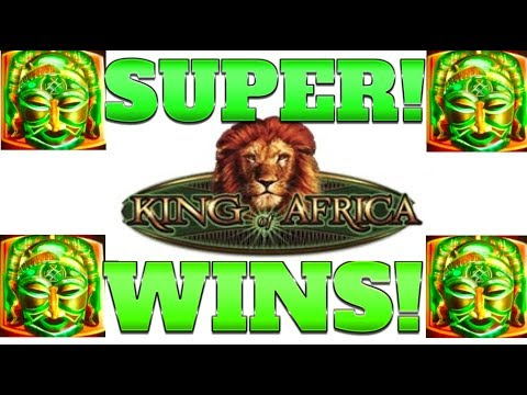 King Of Africa Slotmachine Super Wins Back to back! 💰🦁💎