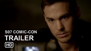 The Vampire Diaries Season 7 Comic-Con Trailer [HD]