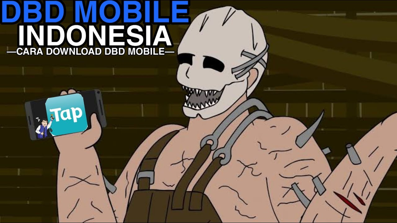 CARA DOWNLOAD GAME DEAD BY DAYLIGHT MOBILE